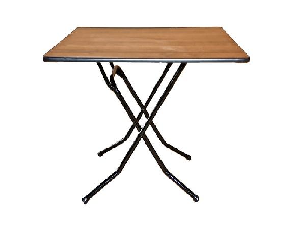 стол квадратный для дачи раскладывающийся