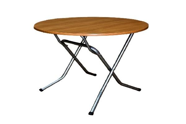 стол сервировочный круглый