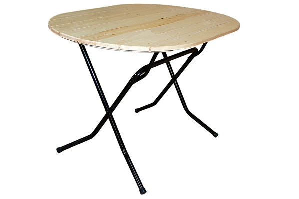стол овальный сервировочный