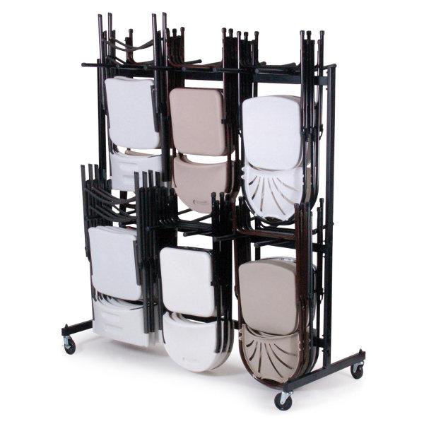 тележка для складных стульев на 48 штук