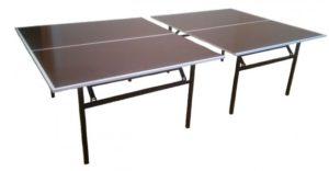стол тенисный на заказ спб