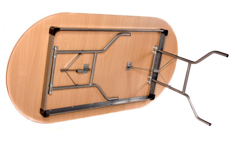 складной овальный стол на заказ