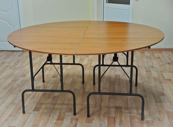 столы полукргулые
