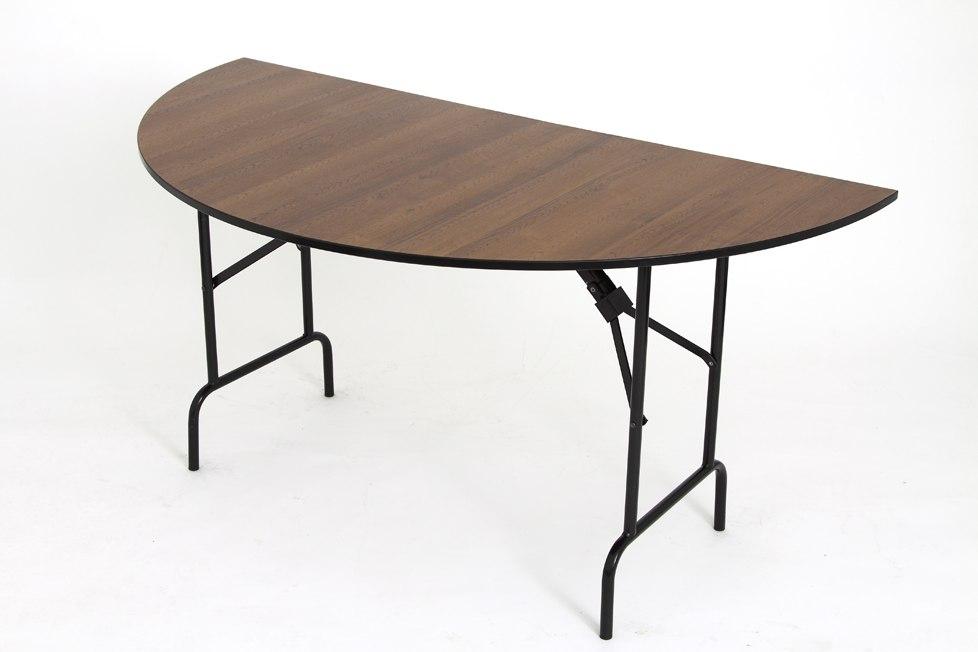 полукруглый стол на заказ