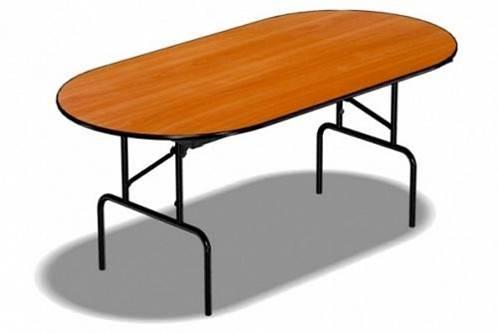 Купить стол овальный